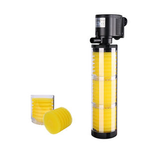 Minjiang new design aquarium canister sponge filter