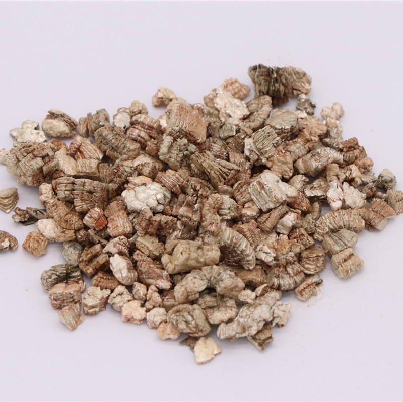 Golden Expanded Vermiculite for Agriculture and Horticulture