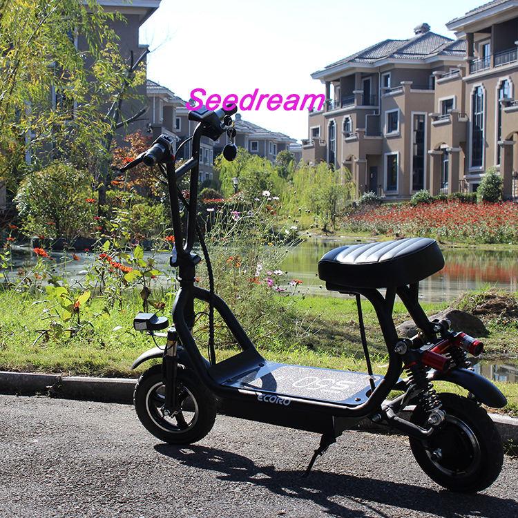 800 와트 60 볼트 브러시리스 motor halei etwow 전기 scooter