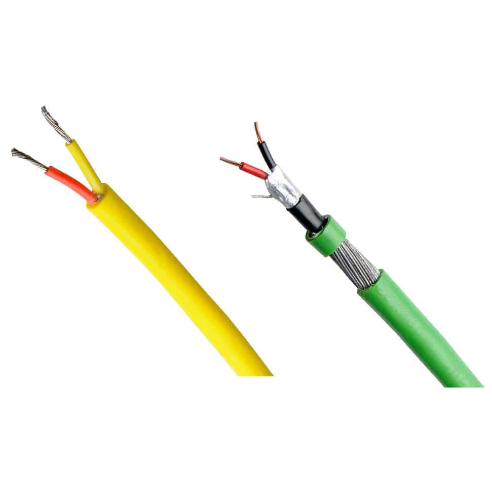 K/J/E/T/N/ Type k nicr-nisi thermocouple cable wire