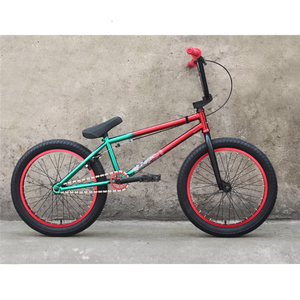 20 inch full chromoly frame colorful painting bmx bikes bmx bicycle