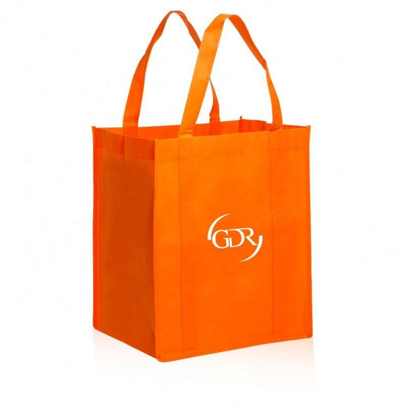 Wholesale High Quality Eco Solvent reusable shopping bag