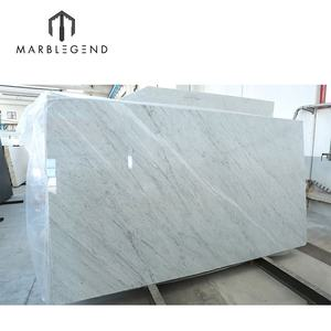 Construction & Decoration italy white carrara marble slab