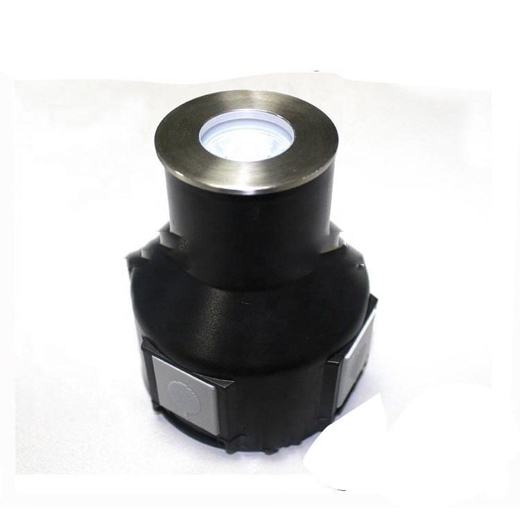 Водонепроницаемый IP67 1x3 Вт напольный подземный свет 12 В