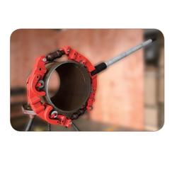 rotary pipe cutters 2 to 8 inch for on-site no sparks cutting