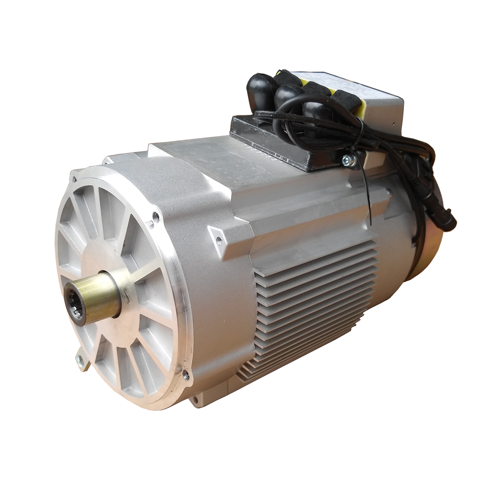 Sensored Brushless 72volt 3000w Motor for Electric Vehicle