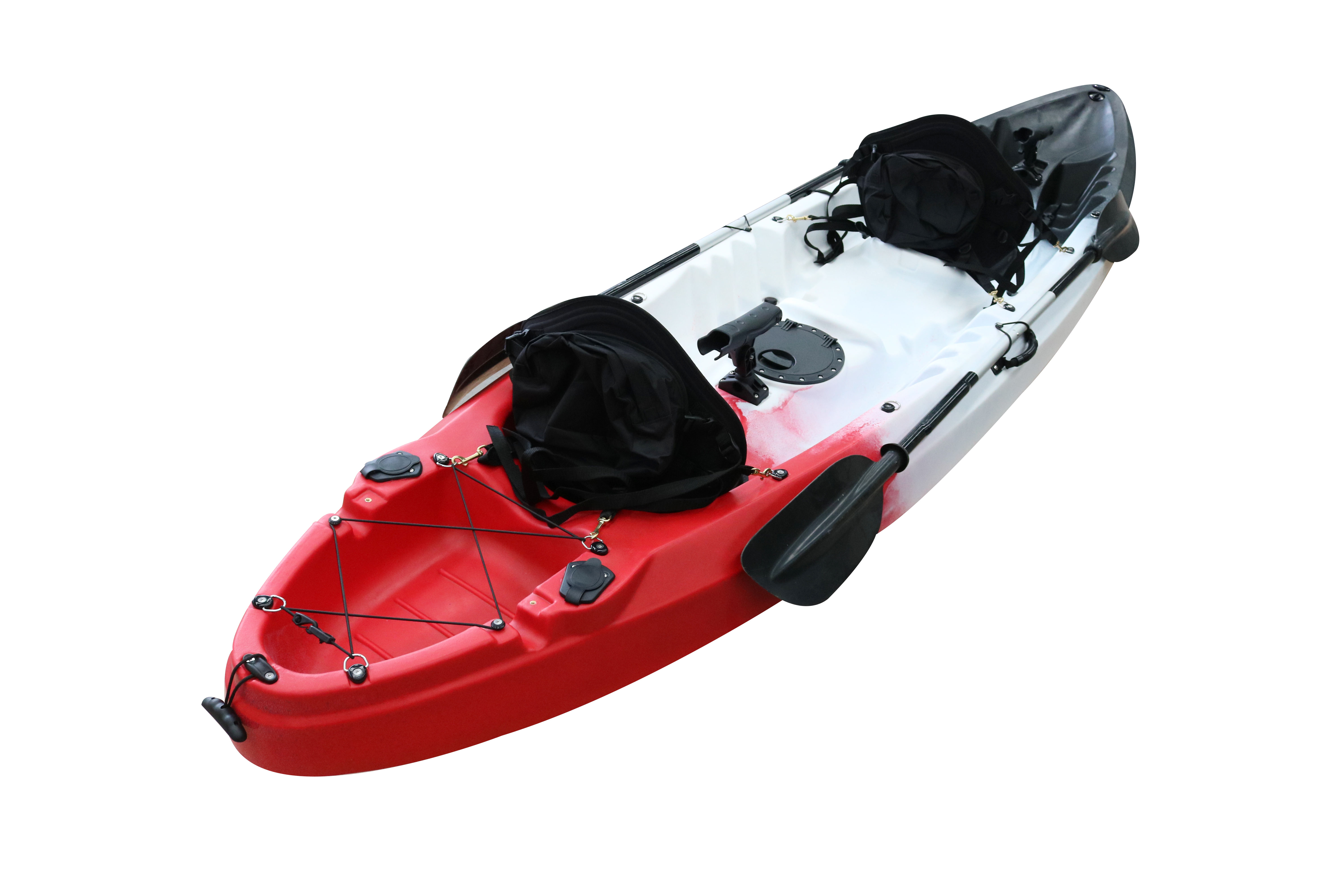 3 Years Warranty 2 Person Kayak Sale Plastic Boat Fishing Mould Sea 2 Seats Canoe Kayak