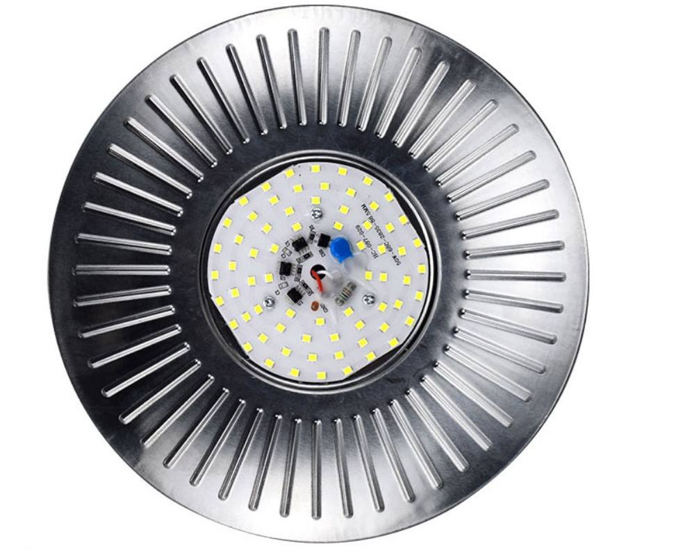 LED Portable Saving Darurat Dipimpin Lampu Decking