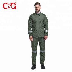 Fluggesellschaft Militärpilot Anzug Uniform von Dupont Nomex stoff