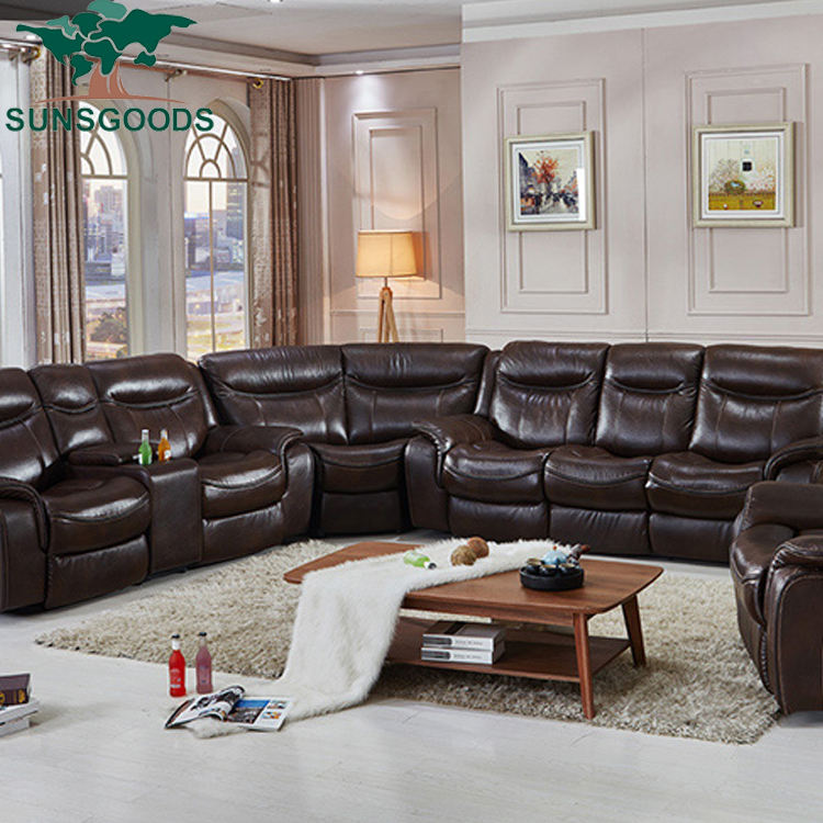 7 seater recliner sofa,reclining sofa set 7 seater,lift sofa set leather