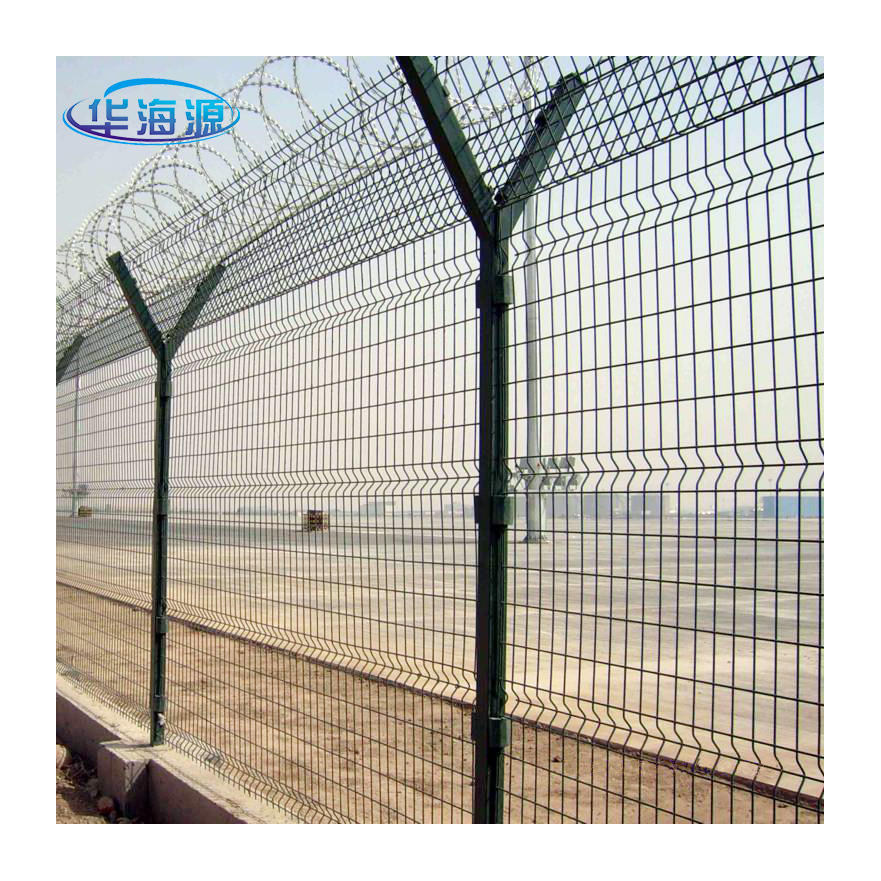 Wholesale high quality custom high technology metal iron welded mesh fence