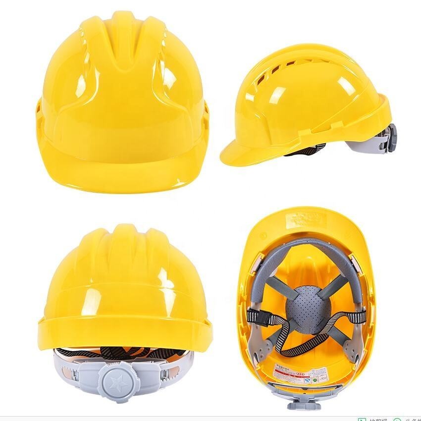 ABS Protective Common Safety Helmet With Vent