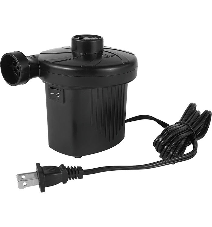 AC 110V 220V electric air pump for inflatables 0.6PSI
