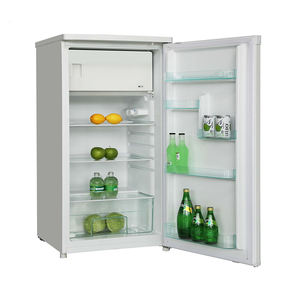 100L upright commercial freezer home refrigerator