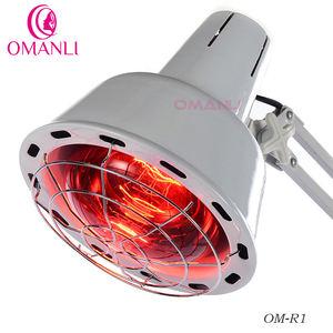 공장 뜨거운 판매 의료 적외선 램프 물리 치료 램프 장비