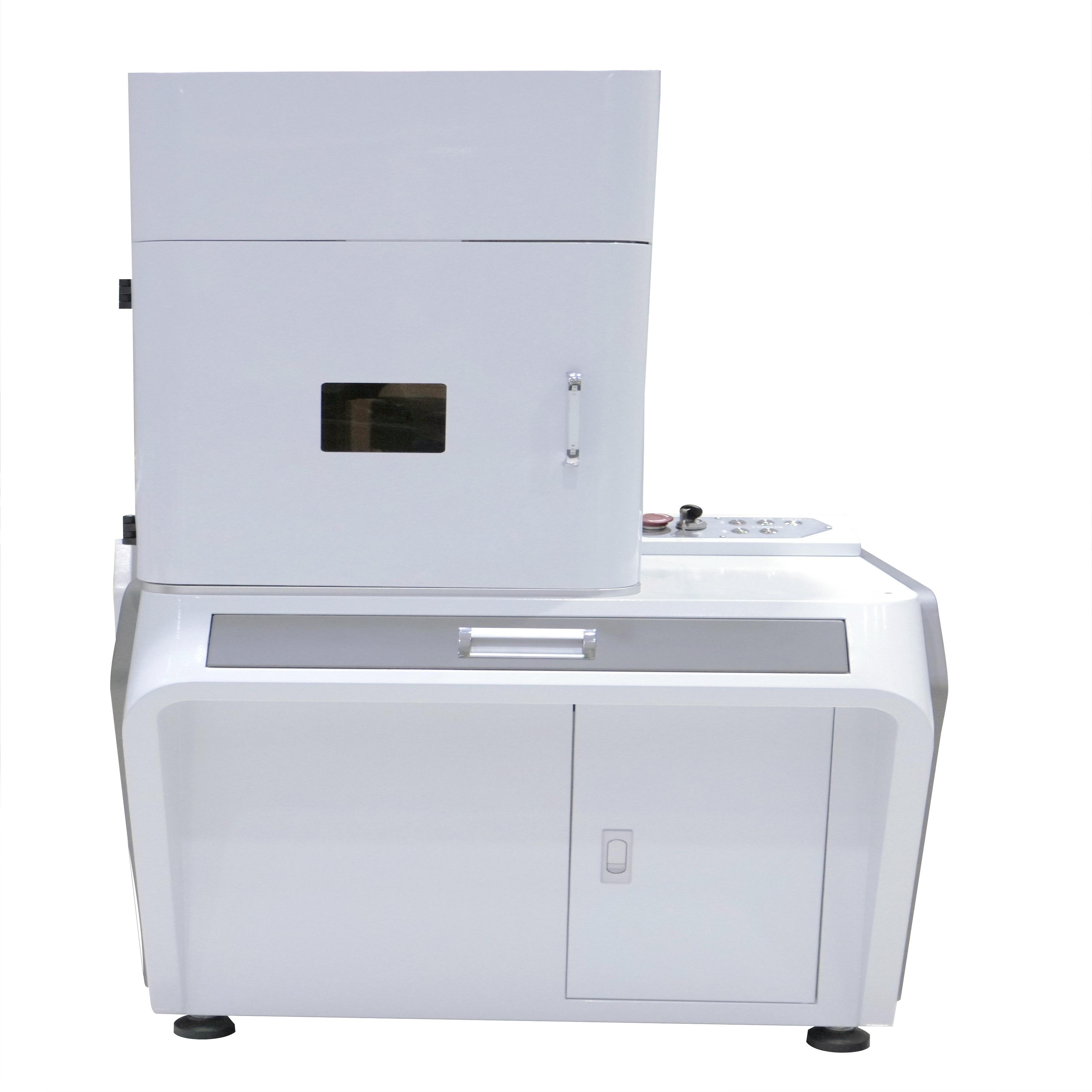 3 W UV máquina de grabado láser para metales