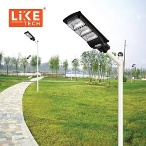 LikeTech Solar Light Street Outdoor 90W Best Selling Model water proof IP65 outdoor light