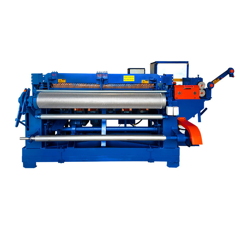 Best Automatic Electric Steel Welded Wire Mesh Machine for Roll Fence