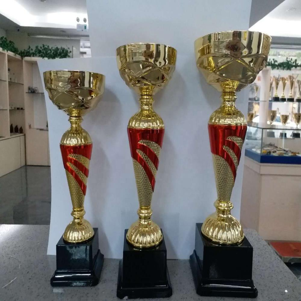 Three size cheap High quality metal trophy