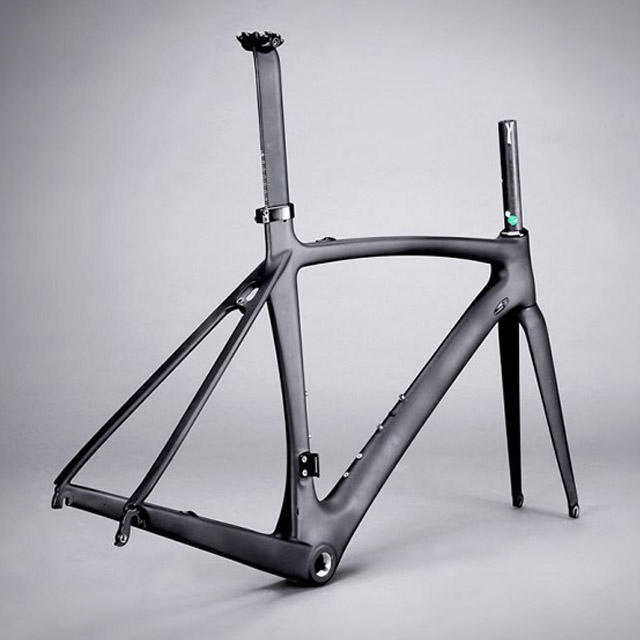 hongfu lowest price 700c carbon frame road bike frame fm139 on sale