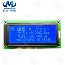 JMD 19264 192X64 LCD display module 5v blue WH19264A TM19264 LM19264K LG192642 ks0107 19264 graphic lcd