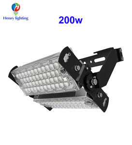 Outdoor High Power Industriële Stadion Verlichting 0-10V Dimbare Case Smd Module100W 200W 800W Led Flood licht Met Stand
