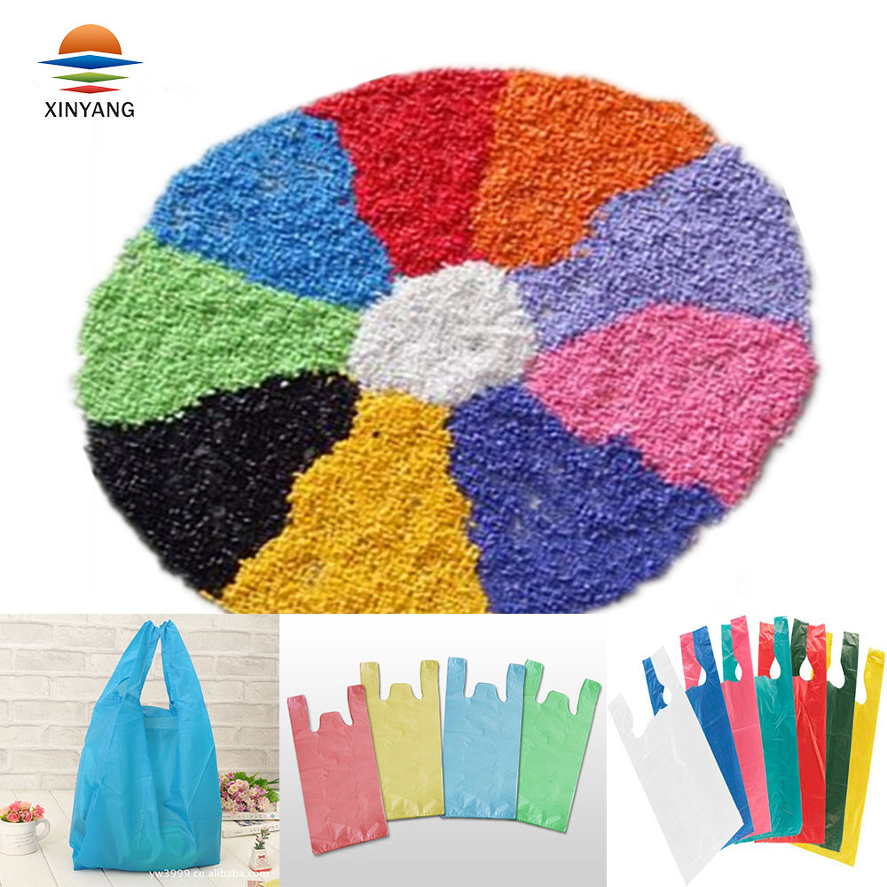 Plastic raw material colour masterbatch pe Master batch for coloring plastic