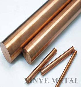 Best price round flat square copper bar