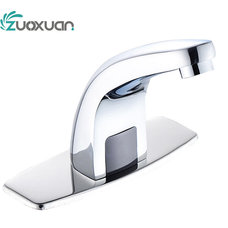 Auto Sensor Bathroom Kitchen Sink Faucet