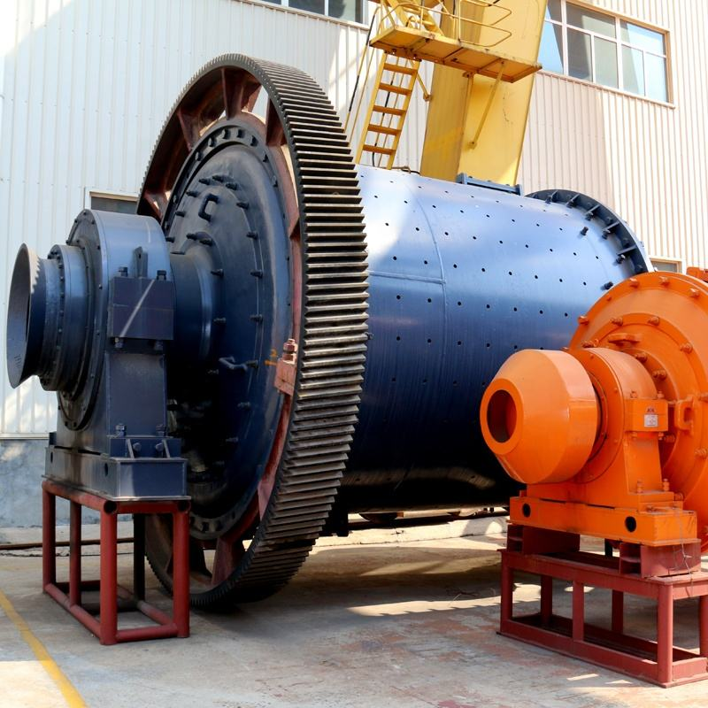 high capacity raw material powder ball mill for cement plant-HXJQ
