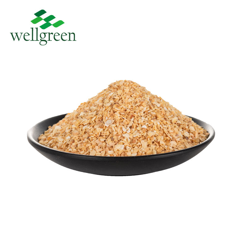 Wholesale bulk raw dried dehydrated garlic granules for cattle feed supplement