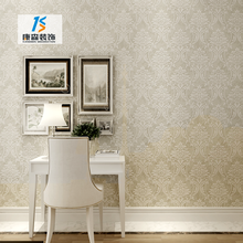 Luxury home wallcovering self adhesive non-woven wallpaper