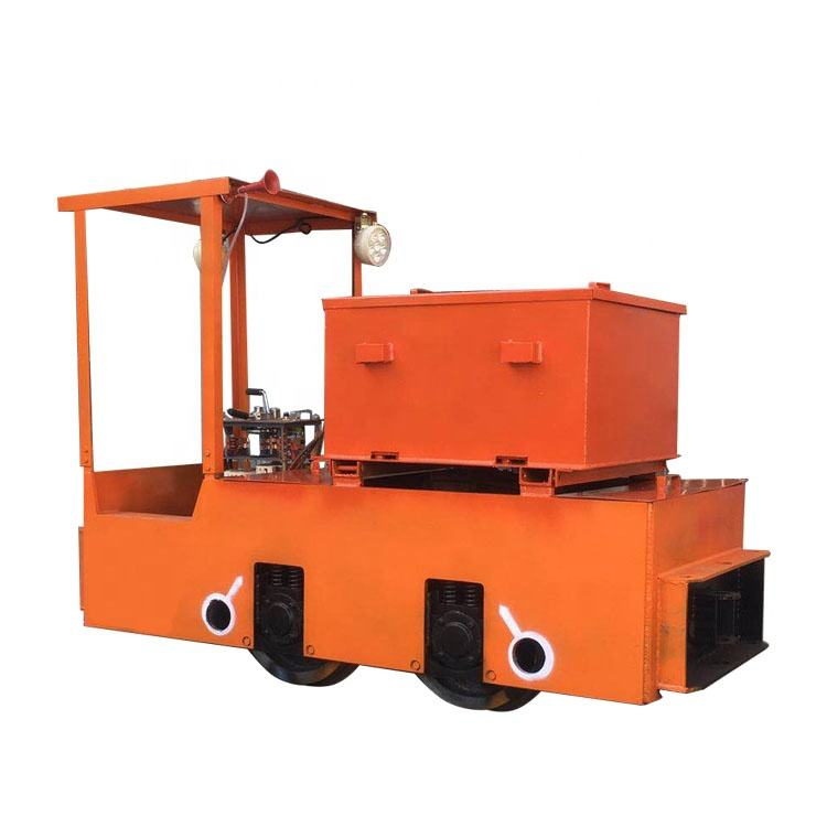 2.5 T 5 T Tunnel Battery Operated Mining Locomotiva Elettrica
