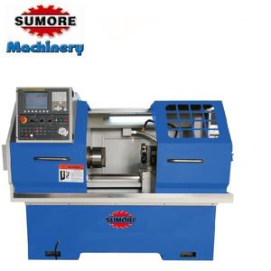 Small CNC lathe with Max. Size of tool post: 18X18mm SP2115