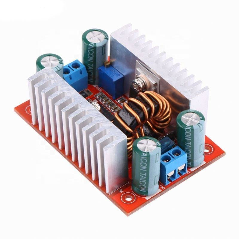 DC DC Step up Boost Converter Constant 400W 15A Current Power Supply Module LED Driver solar battery charger Module