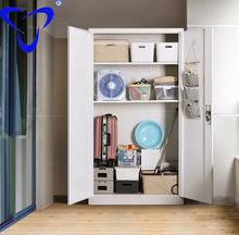 Favorable Price KD 2 Doors Steel Locker / Storage File Cabinet / Steel Cupboard with four layers