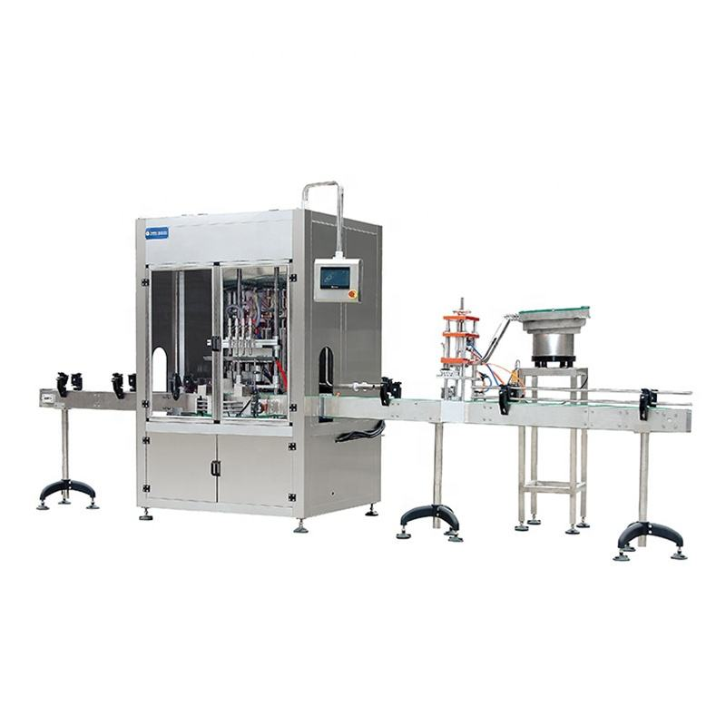 TANG automatic yogurt milk filling machine line for glass and plastic bottles
