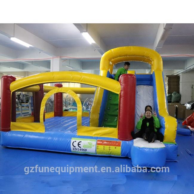Adult Customized Amusement High Quality Bounce House Castle Air Bouncer Inflatable Trampoline