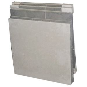 High strength refractory 400x600x12mm thick silicon carbide kiln shelves