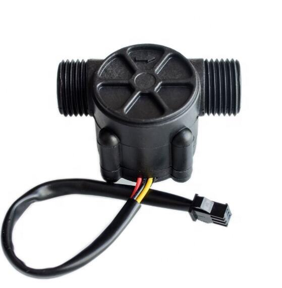 YF-S201 water flow sensor G1/2 interface water Hall flowmeter