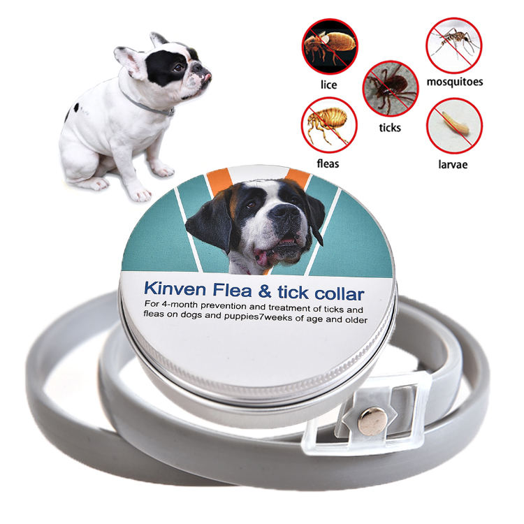 New Safety Long Lasting Protection Anti Fleas Tick Collar Mosquito Adjustable Pet Dog Flea Collar