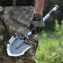 Other camping & hiking products multifunction sapper folding snow construction shovel survival gear