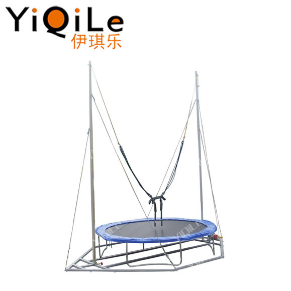Simples único bungee trampolim 6ft populares venda quente jogo bungee jump <span class=keywords><strong>fitness</strong></span>