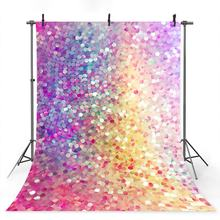 Colorful Bokeh Photography Backdrops Glitter Seamless Photo Backgrounds for Wedding Studio Props
