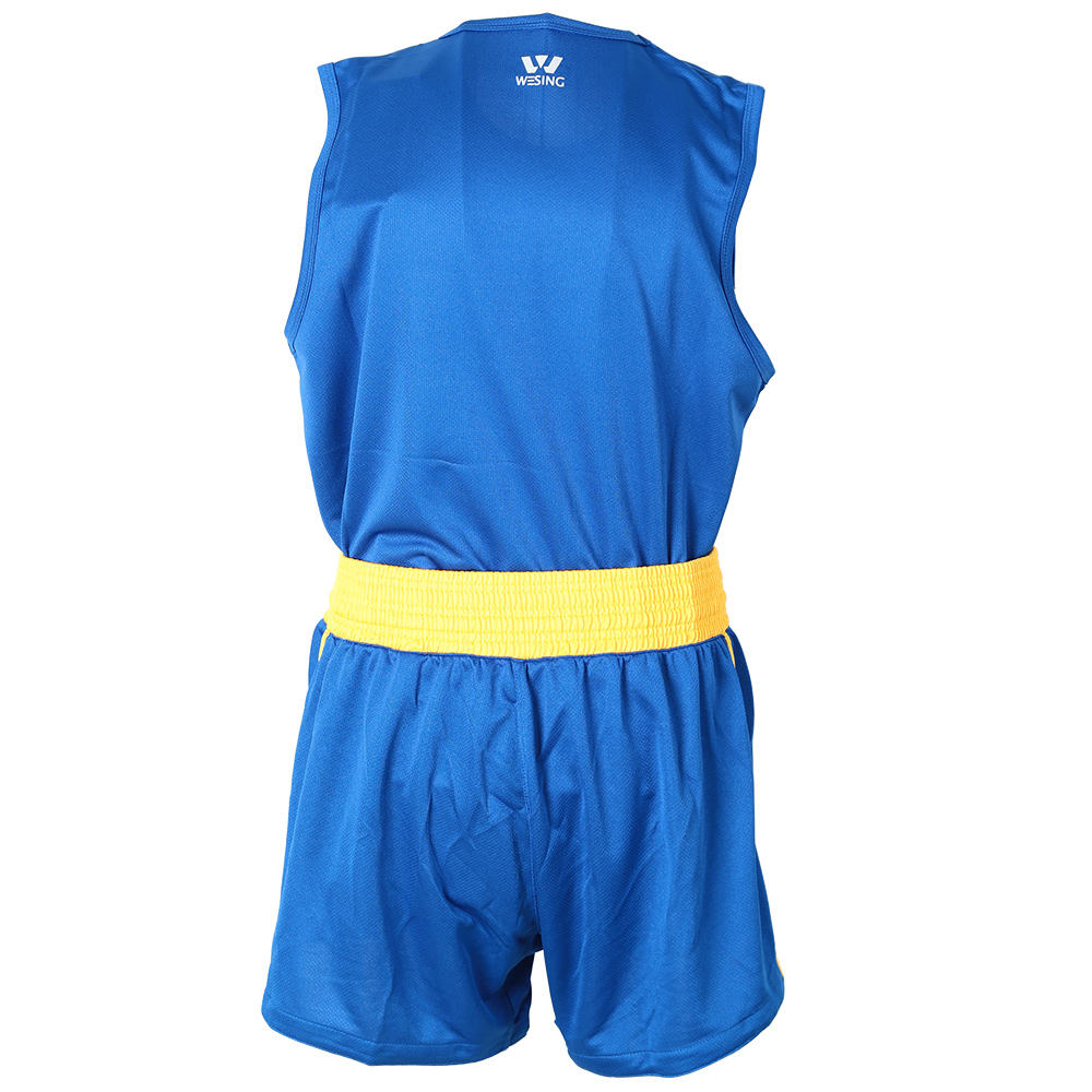 Wesing sanshou uniform wushu sanda uniform sanda suit for training and competition