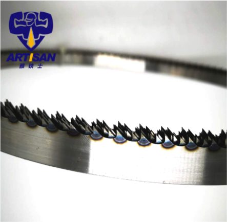 meat bone cutting bandsaw blade