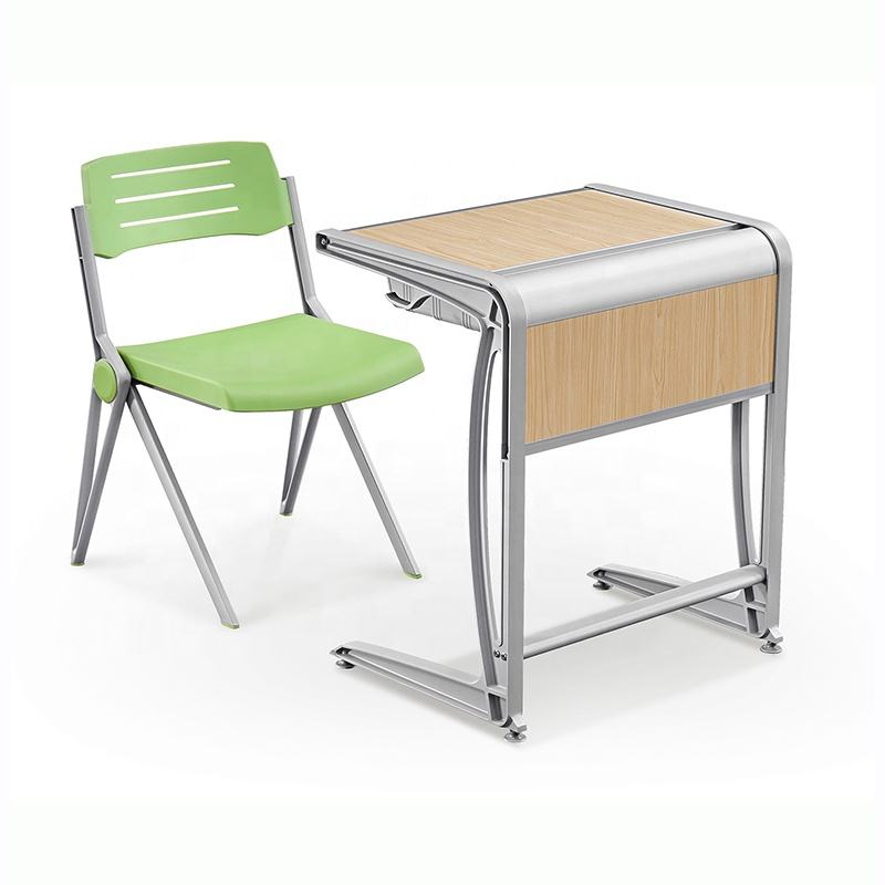 New Design School Furniture Classroom Student Desk and Chair