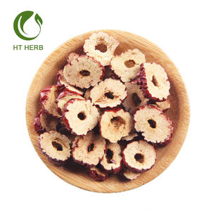 High Quality Dried Red Jujube Fruit Dried Red Dates Remove Seed Dried Jujube Slice