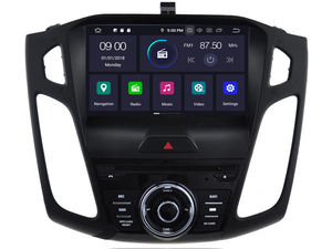 WITSON ANDROID 10,0 автомобильный DVD GPS навигации для FORD FOCUS 2015 4G DDR3 1080P HD