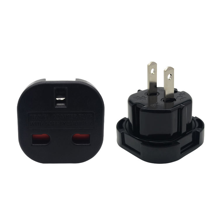 YD-9625 Hot-ขายUK Euro Plug Travel Adapter 10A 2ขาAC Power Converter Adapter